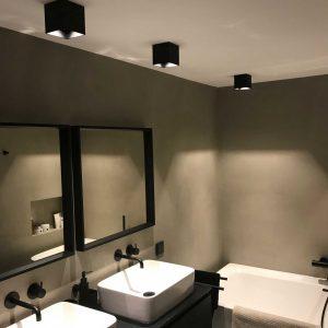 Badkamerlampen